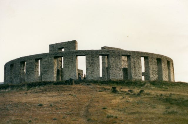 Time Travel To When Stonehenge Was New?